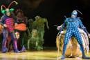 Cirque du Soleil: un autre accident au Centre Bell