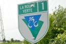 La Route verte encore coupée en deux à Magog