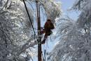 Pannes d'électricité: la situation sous contrôle à Québec