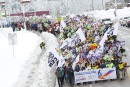 CPE: manifestations pour réclamer la fin du «saccage»