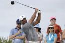 Hero World Challenger: Tiger Woods craque en fin de journée