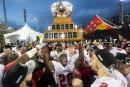Rouge et Or football: une vraie victoire d'équipe