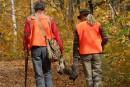 Les activités de chasse et de pêche moins accessibles
