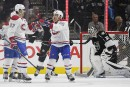 Canadiens Kings Hockey
