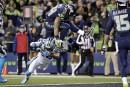 Les Seahawks servent une raclée aux Panthers