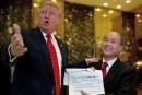 Donald Trump annonce un investissement japonais massif