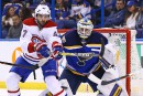 Canadien 2 - Blues 3 (prolongation)
