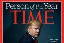 Donald Trump est la personnalité de l'année<em>Time</em>