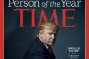 Trump personnalité de l'année du<i>Time</i>