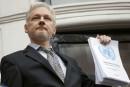 Julian Assange publie ses réponses à l'accusation de viol