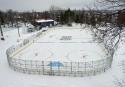 La patinoire du CH accessible avant Noël