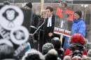 Les avocats et notaires de l'État reprennent les négos avec Québec