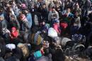 Arrêt des frappes syriennes à Alep