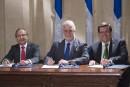 Décentralisation de pouvoirs de Québec vers Montréal: Coderre satisfait