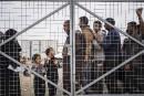 5800 heures de travail pour accueillir les réfugiés syriens