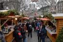 Noël au marché