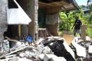 Séisme aux îles Salomon: des centaines de maisons détruites