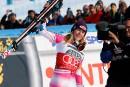 Mikaela Shiffrin signe sa 11<sup>e</sup>victoire de suite en slalom