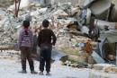 «Tous les enfants d'Alep sont traumatisés», affirme l'UNICEF