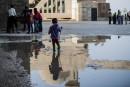 Arrivée de centaines de réfugiés syriens pris en charge par l'État