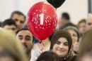 La première année des réfugiés syriensauQuébec célébrée
