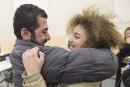 La jeune Syrienne Layla Beylouneh célèbre son premier anniversaire au Québec