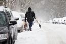 La neige continue dans certaines régions du sud et du sud-est