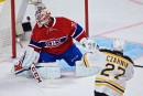 Bruins 2 - Canadien 1 (prolongation)