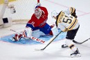 Le Canadien s'incline face aux Bruins dans l'animosité