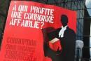 Manif «regrettable» des juristes de l'État, déplore Couillard