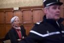 Affaire Tapie: Christine Lagarde bousculée par ses juges
