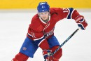 Pas inquiet du tout, Brendan Gallagher