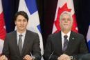 Trudeau et Couillard mettent en garde les acheteurs de <em>pot</em>