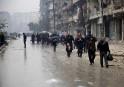 Les évacuations pourraient reprendre à Alep