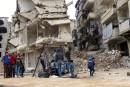 Syrie: l'ONUvotera lundi sur l'envoi d'observateurs