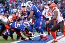 Les Bills infligent une 14<sup>e</sup>défaite aux Browns