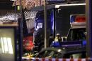 Camion de la mort à Berlin: «probable attentat terroriste»<strong></strong>