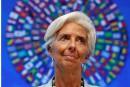 Le FMI a «pleine confiance» en Christine Lagarde