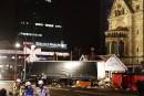 Drame à Berlin: le suspect arrêté lundi est libéré