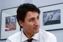 Opérations de paix: «possiblement» un vote en Chambre, dit Trudeau