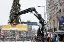 Le Marché de Noël de Montréal renforce sa sécurité