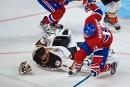 Ducks 1 - Canadien 5 (final)