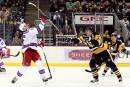 Les Penguins écrasent les Rangers 7-2