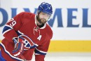 Price devant le filet demain, Markov encore absent