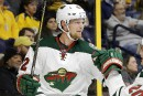 Chris Terry heureux pour Eric Staal