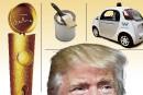 2016 en 10 objets