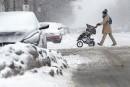 Neige le 24 décembre, soleil le 25 et grésil le 26