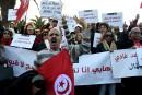 Manifestation à Tunis contre le retour de djihadistes au pays