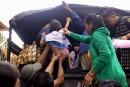 Puissant typhon aux Philippines: des dizaines de milliers d'évacués<strong></strong>
