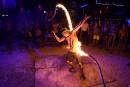 À la pleine lune, la fête bat son plein en Thaïlande